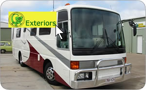 Motor Home Exterior Finishes